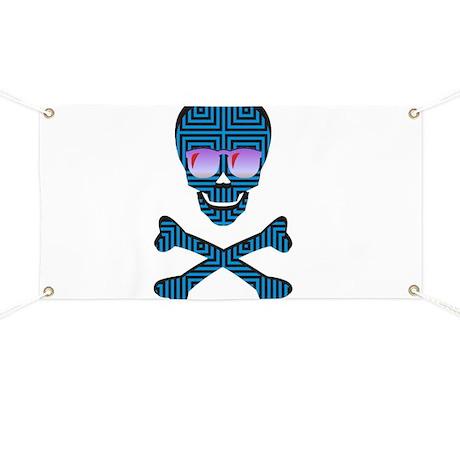 Swagger Skull Banner