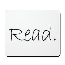 Read (Ver 4) Mousepad