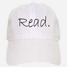 Read (Ver 4) Baseball Baseball Cap