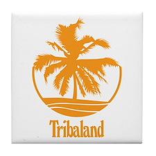 Tribaland - Tile Coaster