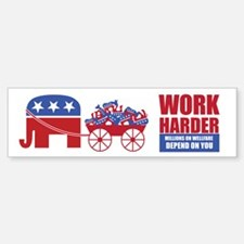 Anti Liberal Political Bumper Bumper Sticker Bumper Bumper Sticker