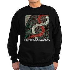 SIDEWALK ABSTRACT #1 Sweatshirt