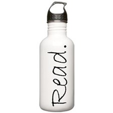 Read (Ver 4) Water Bottle