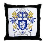Ocherlony Coat of Arms Throw Pillow