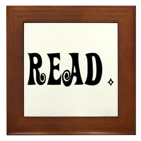 Read (Ver 3) Framed Tile