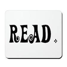 Read (Ver 3) Mousepad