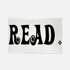 Read (Ver 3) Rectangle Magnet