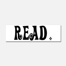 Read (Ver 3) Car Magnet 10 x 3
