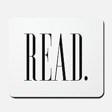 Read (Ver 1) Mousepad