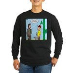 Scout Gardening Long Sleeve Dark T-Shirt