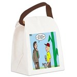 Scout Gardening Canvas Lunch Bag