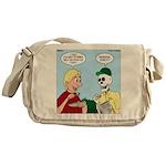 Dehydrated Food Messenger Bag