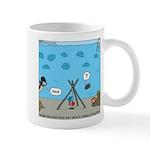 Jellyfish SCUBA Mug