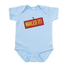 Nailed It! Infant Bodysuit