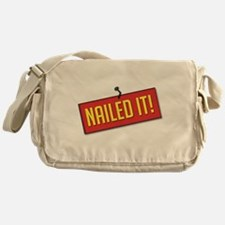 Nailed It! Messenger Bag