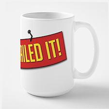 Nailed It! Mug