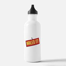 Nailed It! Water Bottle