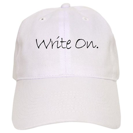Write On (Ver 4) Cap