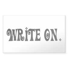 Write On (Ver3) Decal