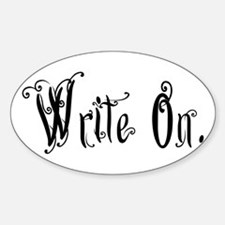 Write On (Ver 2) Decal