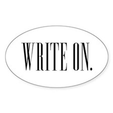 Write On (Ver 1) Decal