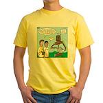 Scout Robot Yellow T-Shirt