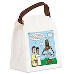 Scout Robot Canvas Lunch Bag