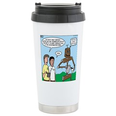 Scout Robot Travel Mug