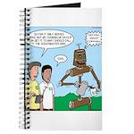 Scout Robot Journal