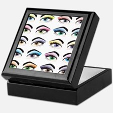 All Eyes Keepsake Box