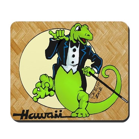 Geckos with Style Mousepad