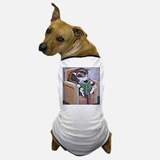 Reading Cat Dog T-Shirt