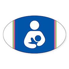 Brestfeeding Icon Decal