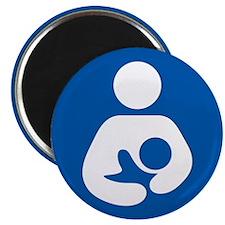 Brestfeeding Icon Magnet