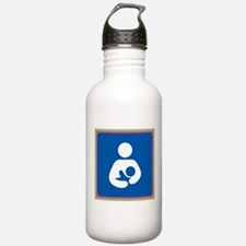 Brestfeeding Icon Water Bottle