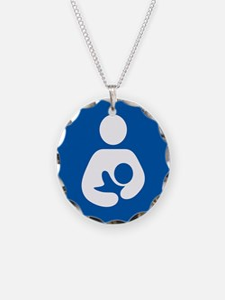 Brestfeeding Icon Necklace