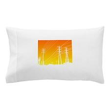 Power lines Pillow Case