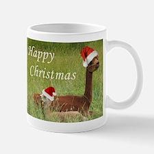 Mother and Baby Christmas Mug