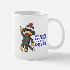 Sock Monkey Mug