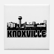 Knoxville Skyline Tile Coaster