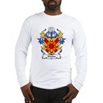 Nimmo Coat of Arms Long Sleeve T-Shirt