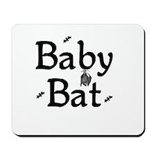 Baby Bat Mousepad