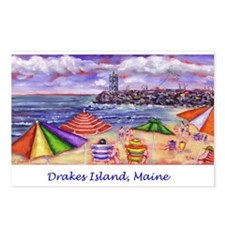 Drakes Island Postcards (Package of 8)
