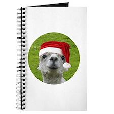 Cuddle Me Alpaca Christmas Journal
