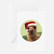 Little Hannah Alpaca Greeting Cards (Pk of