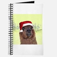 Smiley Alpaca Journal