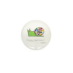 Slippy Mini Button (100 pack)