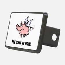 When Pigs Fly Hitch Cover