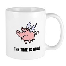 When Pigs Fly Mug