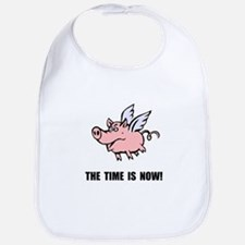 When Pigs Fly Bib
